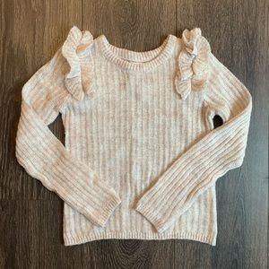 Euc Gymboree Pink Sweater, Size Small